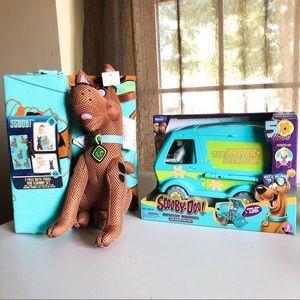 Scooby Doo Mystery Van and Towel
